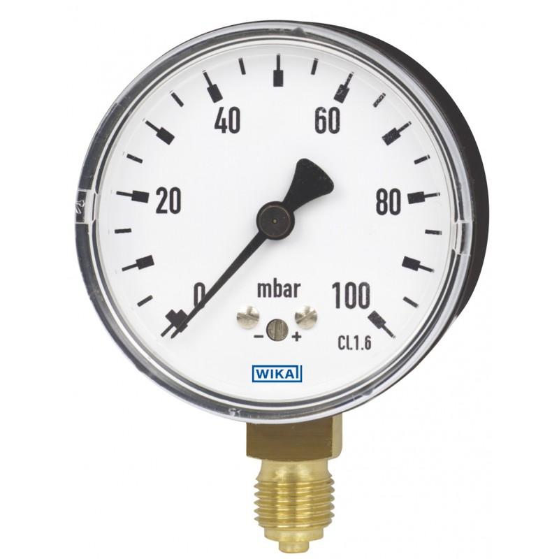 Thermomètre bimétallique R45D