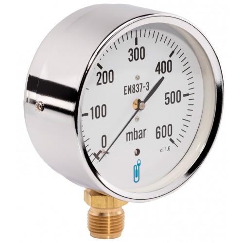 Thermomètre bimétallique R52 WIKA