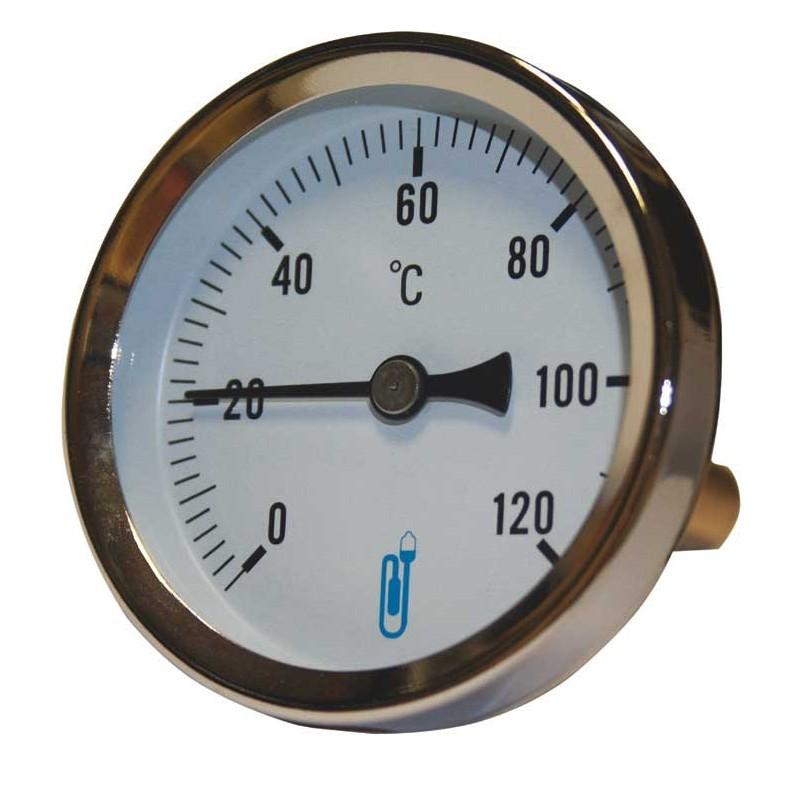 Thermomètre bimétallique Distrilabo