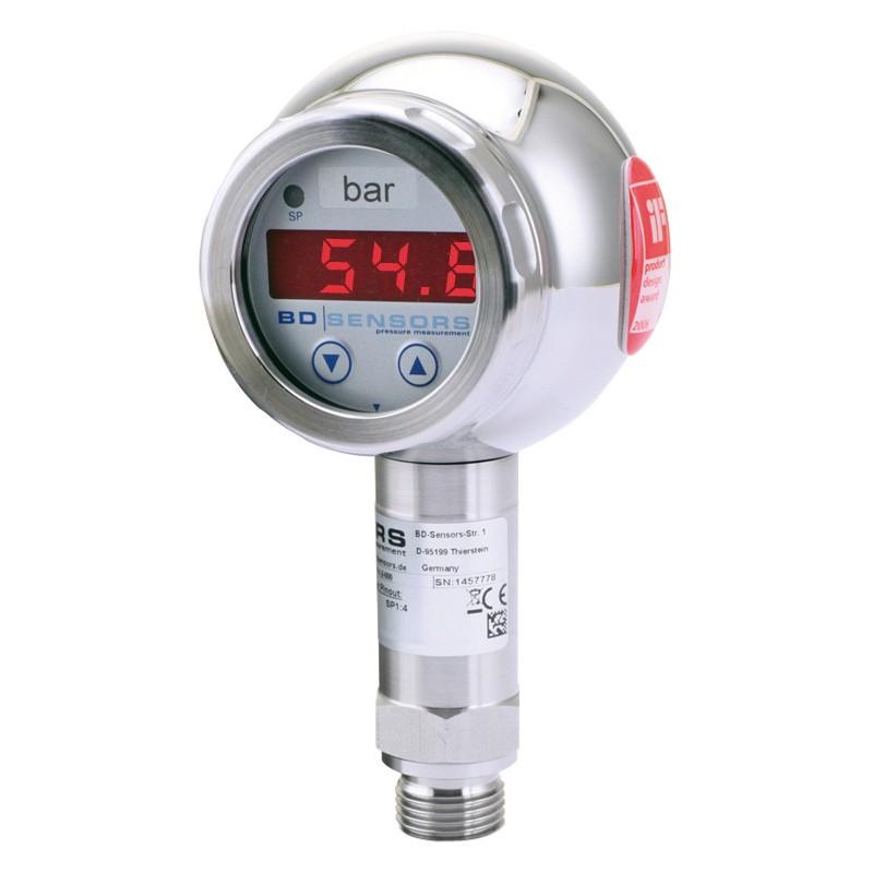Pressostat électronique DS 401