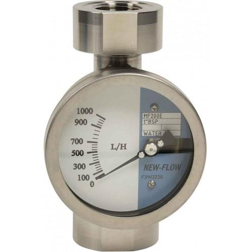 Débitmètre magnétique inox MF200