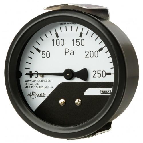 Instrument de mesure de pression différentielle A2G-Mini