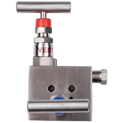Débitmètre vortex type 21 mesure de débit et température