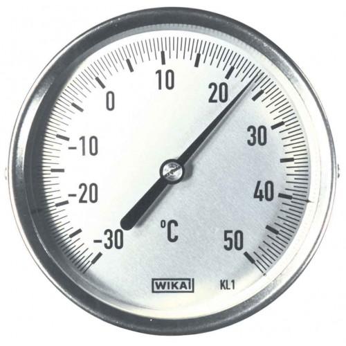 Thermomètre bimétallique A52 WIKA